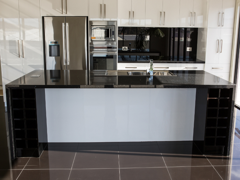 Kitchen cabinets benchtops imatech joinery services for Kitchen joinery ideas