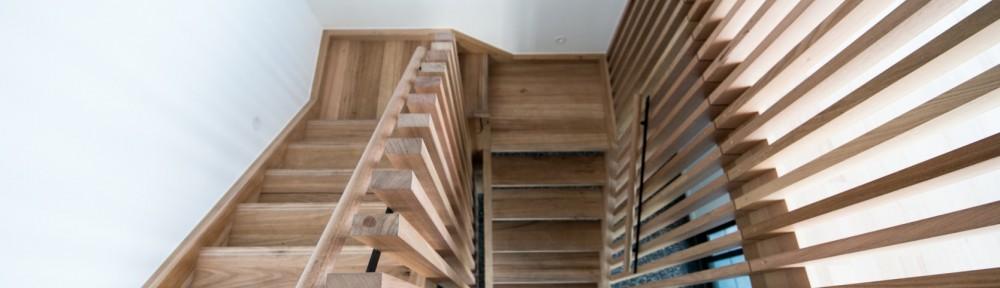 Love Shack Stairs