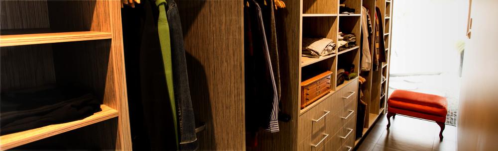 Wardrobes & Shelving